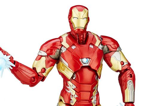 libro captain america by mark captain america civil war marvel legends iron man mark 46 giant man baf