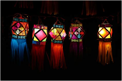 Handmade Diwali Lanterns - 5 best diy diwali decoration ideas for home ezyshine