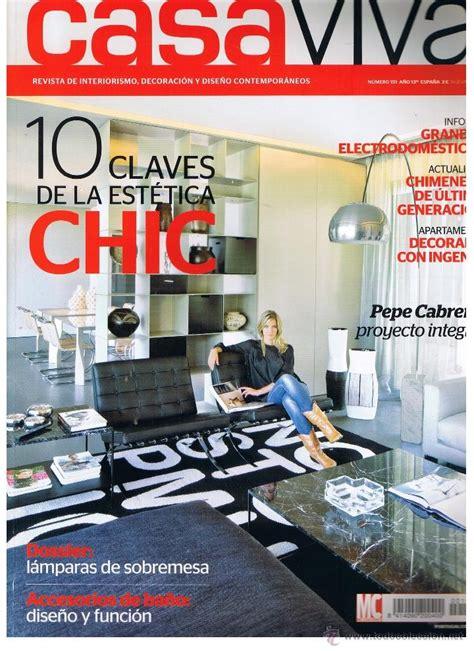 interiorismo y decoracion revista casa viva revista de interiorismo decoracion comprar