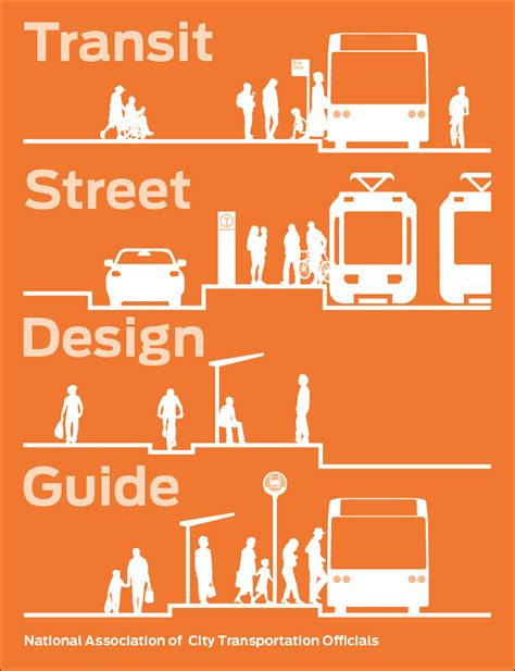 graphic design guidelines pdf transit street design guide national association of city