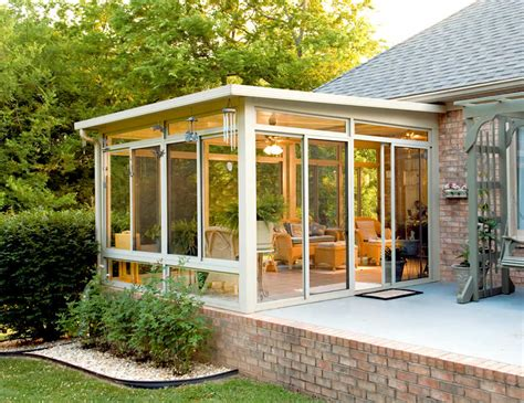 cost of sunroom guide for adding a sunroom types costs and