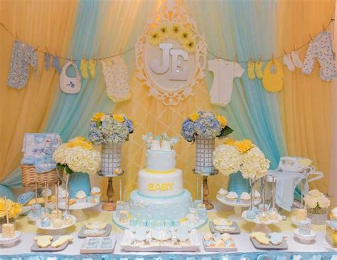 Clothesline Baby Shower Ideas by 1000 Ideas About Baby Shower Clothesline On