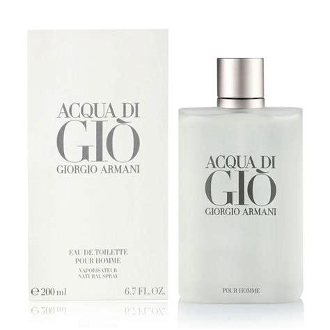 parfum 200ml homme giorgio armani acqua di gio pour homme eau de toilette 200ml perfume clearance centre