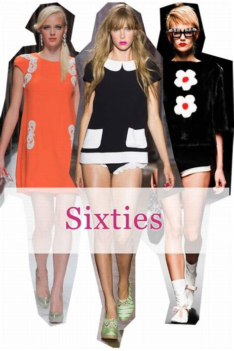 swinging sixties fashion sixties spring summer 2014 fashion trends pinterest