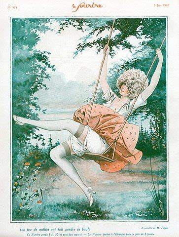 vintage mode swing maurice p 233 pin 1926 attractive swing magazines
