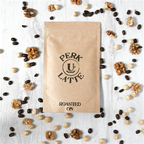 Set Nutty nutty coffee gift set by perkulatte notonthehighstreet
