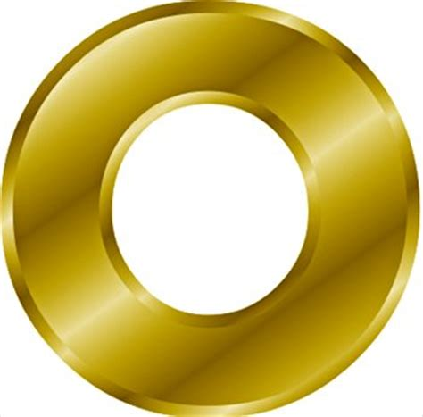 o jpg free gold letter o clipart free clipart graphics images