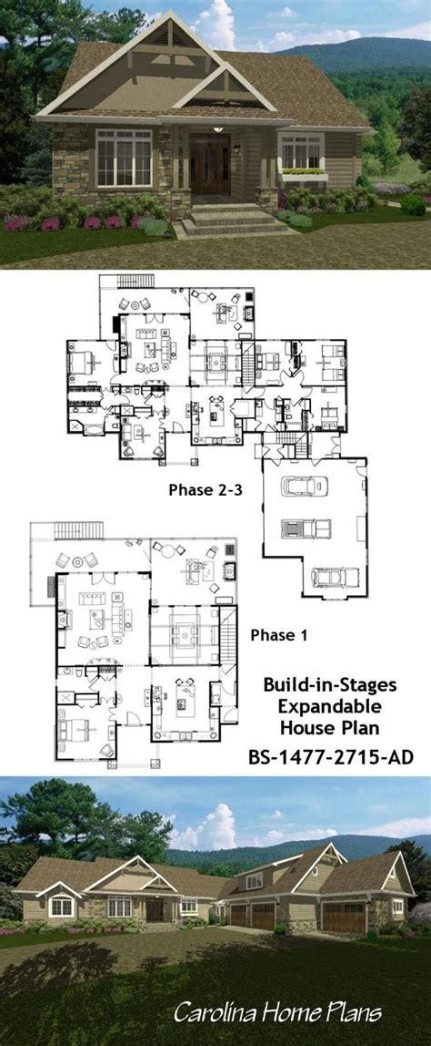 expandable house plans land poor the story behind the expandable craftsman
