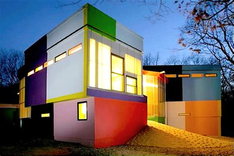 Fun House Colors | caroline martin architecture for longer life