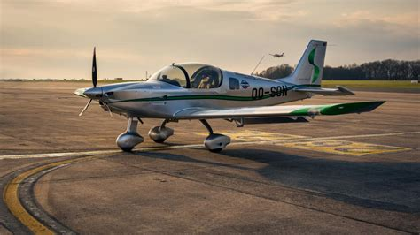 Modern Color Palette by Product Overview Sonaca Aircraft