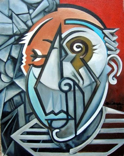 picasso paintings cubism picasso bust confusion pablo picasso and i am