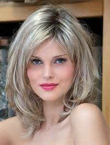 Layered wavy hairstyles for oval faces long medium amp short hair