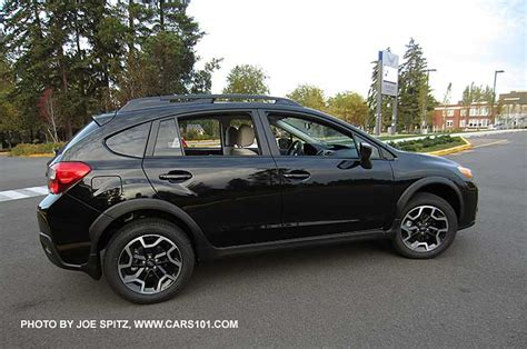subaru crosstrek 2016 black 2016 subaru crosstrek exterior photo page 1 2016 models