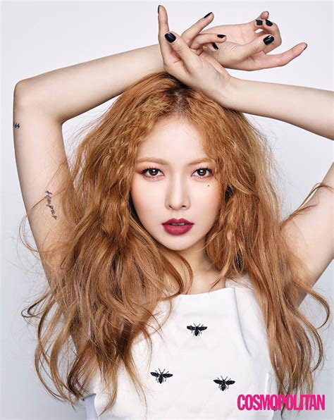 4minute is bold and sexy for quot cosmopolitan quot hyuna cosmopolitan hyuna cosmopolitan may 2017 hyuna