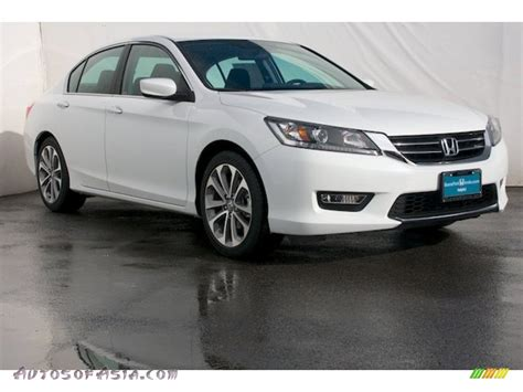 2014 honda accord white orchid pearl 2014 honda accord sport sedan in white orchid pearl