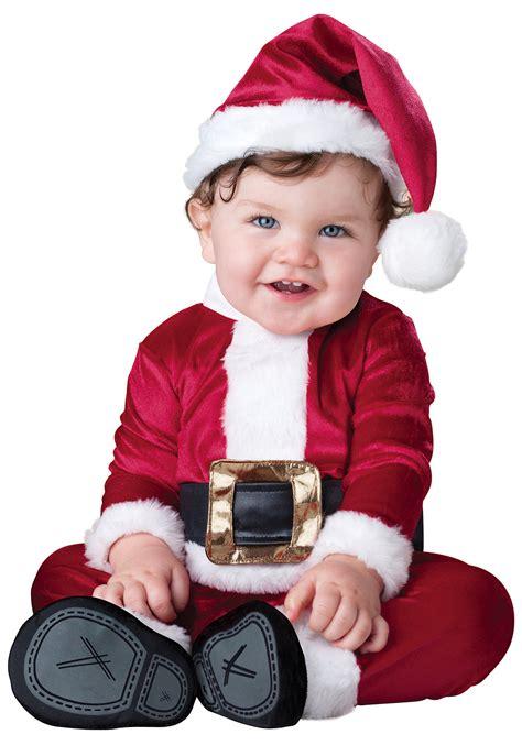 Santa Baby baby santa costume