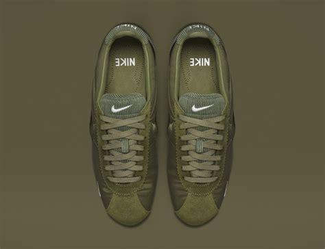 Nike Cortez Textile M nikelab cortez textile collection freshness mag