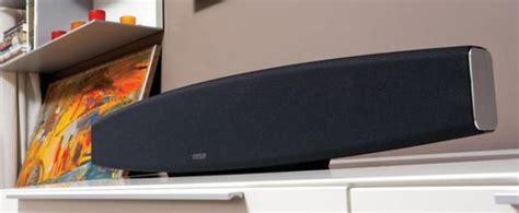 monitor audio debuts  asb  soundbar home cinema