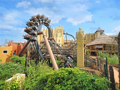 theme park germany phantasialand phantastic theme park fun for all the family