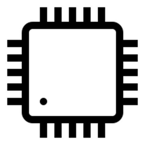 integrated circuit icon integrated circuit icons noun project