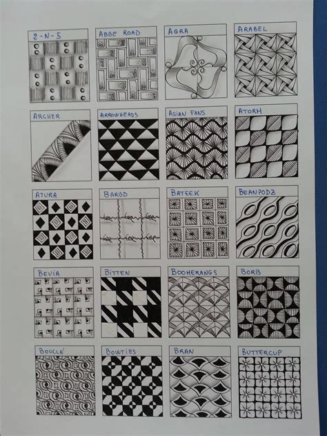 zentangle design zentangle 5 by suzanne mcneill czt 40 more tangles and