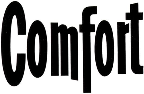 comfort logo comfort logopedia fandom powered by wikia