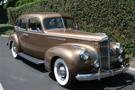 Packard Auto by 1941 Packard 120 Sedan The Vault Classic Cars