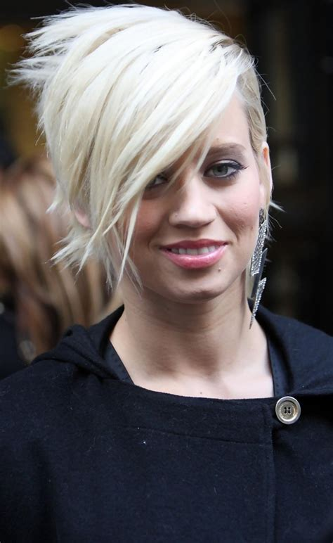 kimberly wyatt short hairstyles kimberly wyatt spiked hair 2018