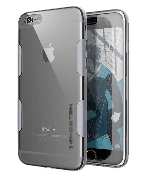 Remax Aluminum Protector Apple Iphone 6 6s Plus Silver iphone 6s plus silver ghostek cloak series for apple