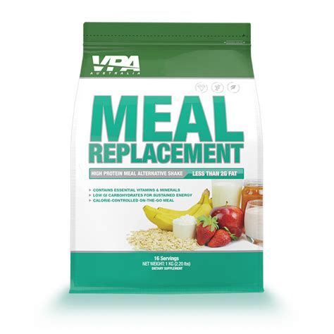top 5 best meal replacement bars meal replacement shakes for weight loss 5 ingredient