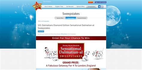Alabama Sweepstakes - disney movie rewards sensational dalmatian al sweepstakes over 10 000 in prizes