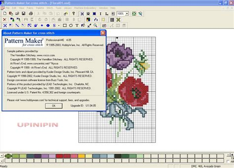 pattern maker version 7 reverse it pattern maker for cross stitch v4 0 5