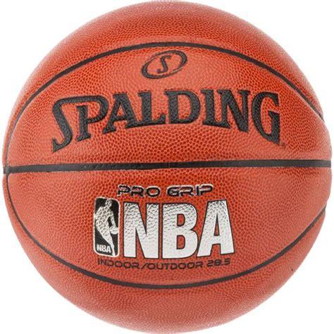 Basket L by Spalding Nba Pro Grip Indoor Outdoor Composite Basketball