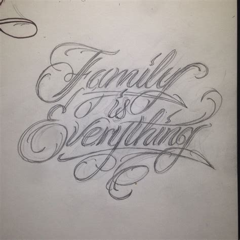 family script tattoo designs custom script jk fonts and calligraphy