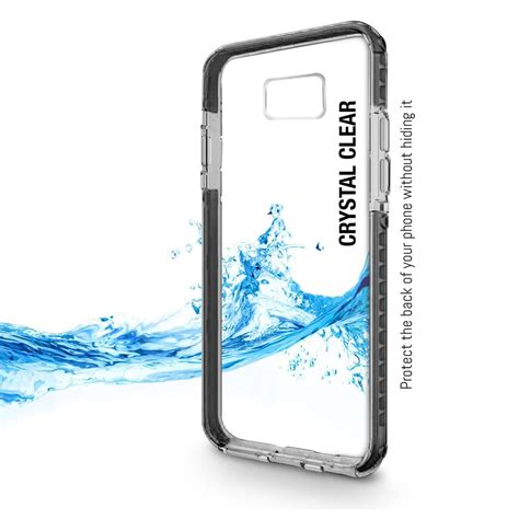 Casing Samsung Galaxy Note 7 Verus Frame Clear Tpu Hybrid Shockpr orzly fusion bumper samsung galaxy note 7 black