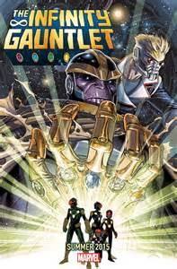 Infinity Gauntlet Marvel Teases Infinity Guantlet Laughingplace