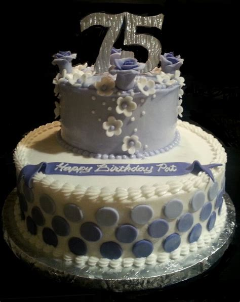 75th birthday centerpieces top 25 best 75th birthday cakes ideas on 75th