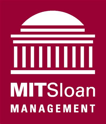 Sloan Executive Mba Tuition by Free Mit Course Materials Sloan School Of