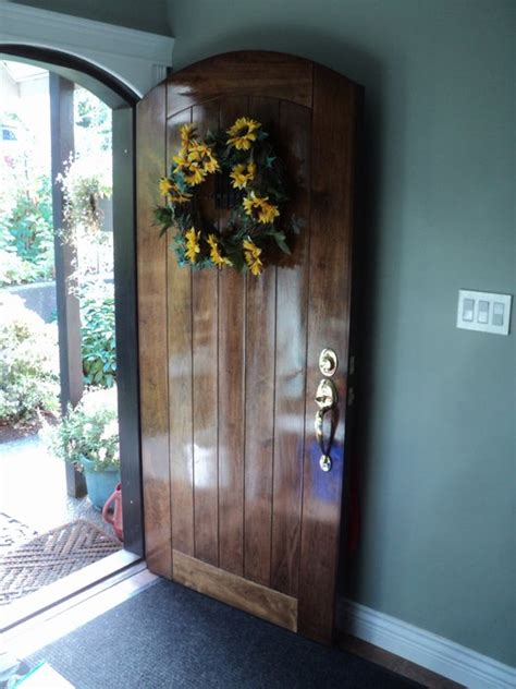 All Weather Front Door By Shipwright Lumberjocks Com Weather Front Door