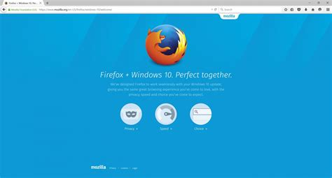 themes windows 10 firefox mozilla firefox 40 that supports windows 10 available for
