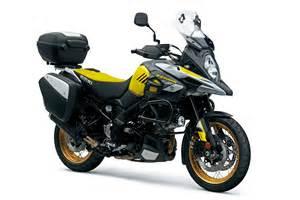 Suzuki V Strom 1200 Suzuki Reveals Updated V Strom 1000 Visordown
