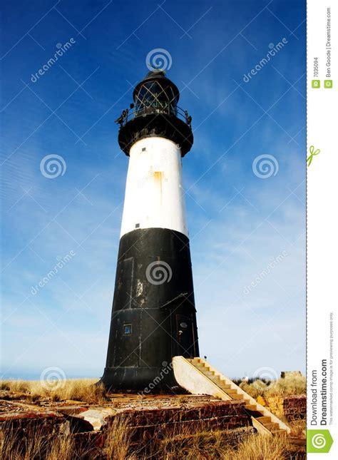 majestic lighthouse stock images image 7035094