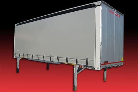 mobile cassa casse mobili per trasporto intermodale veicoli pesanti