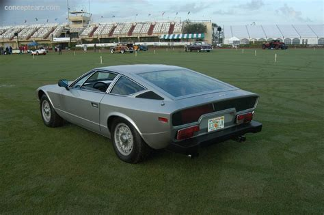 1975 maserati khamsin 1975 maserati khamsin at the palm international