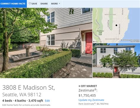 zillow ceo s home sold for much less than zestimate