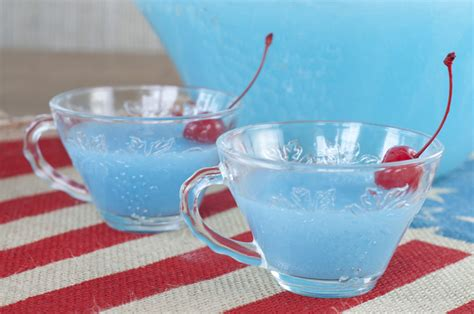 blue pi 241 a colada party punch wishes and dishes