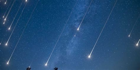 Meteor Shower October 8 by This Is How To The Stunning Perseid Meteor Shower