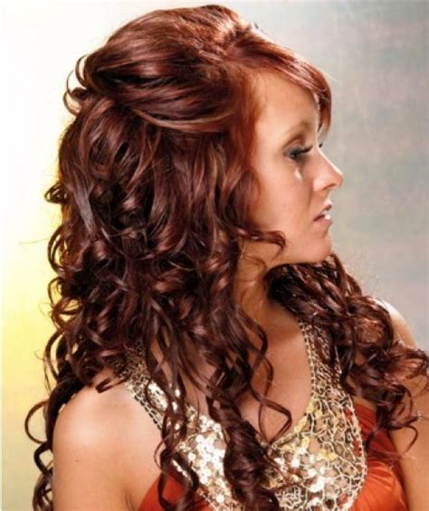 Different Hairstyles For Curly Hair by Different Curly Hair Styles 03