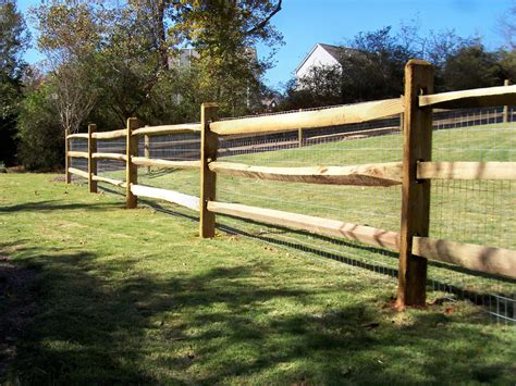 Wood And Style by Ranch Style Wood Fence Designs Wood Ranch Rail Fence