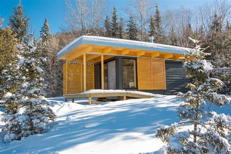 Compact Cottages chalet exp h 233 bergement s 233 paq